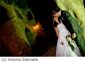 Rhodes Medieval Town Wedding Photography (c) Antonis Giannelis