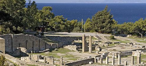 Ancient Kamiros, Rhodes