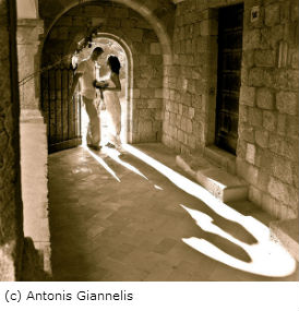 Filerimos & Ancient Ialyssos Rhodes Wedding Photography (c) Antonis Giannelis