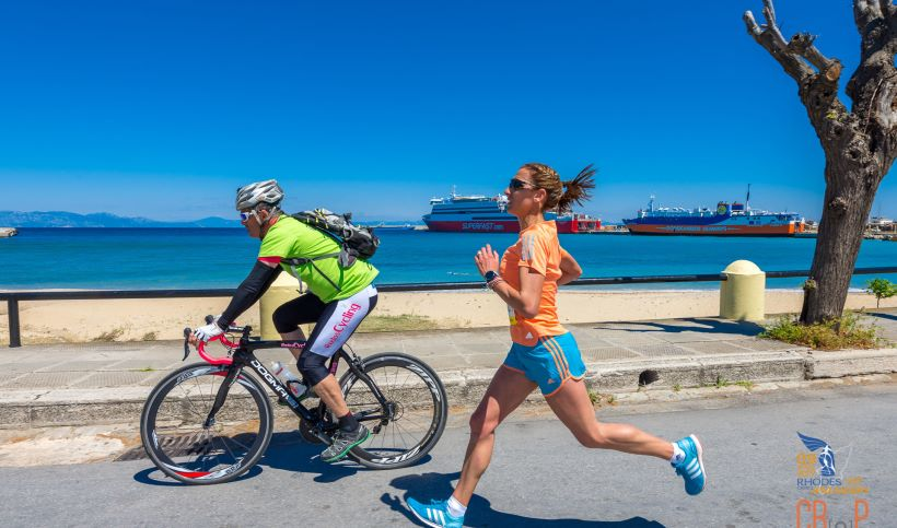 Roads to Rhodes Marathon 2019