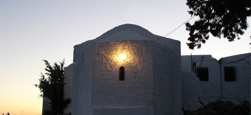 Monastery of Tsampika, Rhodes