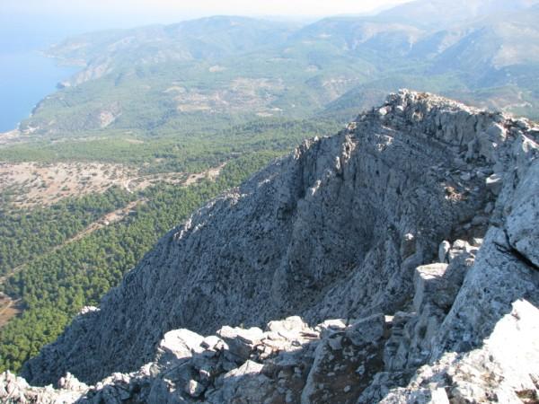 Walking and Trekking holidays in Rhodes