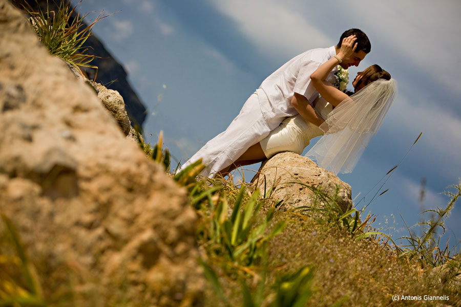 Your wedding in Rhodes - Capturing your most precious moments
