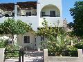 Rhodes Greece Hotels, Haraki Mare: Haraki Mare studios (first floor) and apartments (ground floor). September 2007