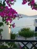 Rhodes Greece Hotels, Haraki Mare: VIEW FROM STANDARD FIRST FLOOR ROOMS