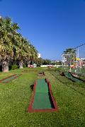 Rhodes Greece Hotels, Sun Beach Resort Complex: Mini_Golf