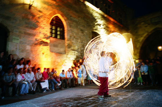 The Rhodes Medieval Rose Festival 2019