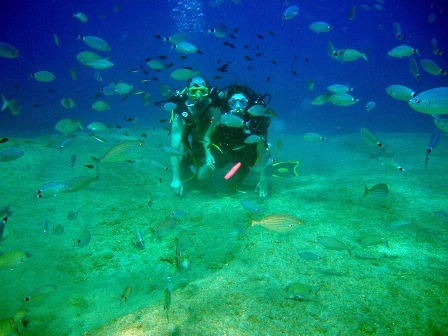 Diving Experiences in Rhodes Greece