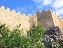 Lindos, The Acropolis, Rhodes Greece.