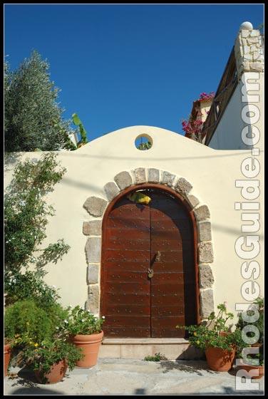 Koskinou rhodes greece rhodos rodos villages resorts for Rhodos koskinou