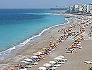Ixia beach, Rhodes Greece
