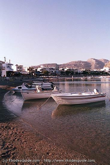 Haraki (Charaki), Rhodes Greece