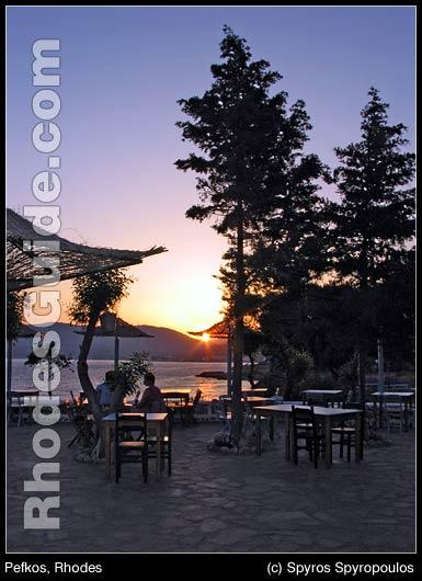 Pefkos (Pefki), Rhodes