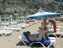Tsambika (Tsampika) Beach, Rhodes
