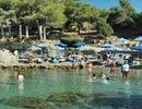 Kalithea (Kallithea) Beach, Rhodes