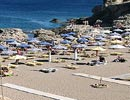 Kalithea beach, Rhodes Greece