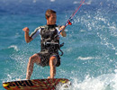 Rhodes Greece photo gallery: Ixia Bay, watersports
