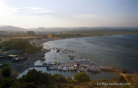 Kolymbia, Rhodes Greece