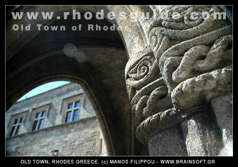 Rhodes, Old Town (Medieval City)