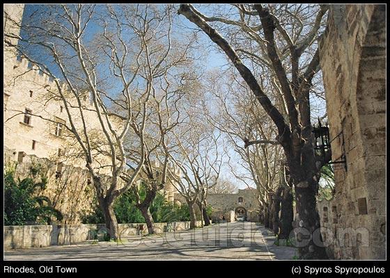 Rhodes Olt Town (Medieval City)