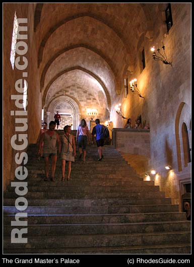 Old Town of Rhodes, The Grand Master's Palace