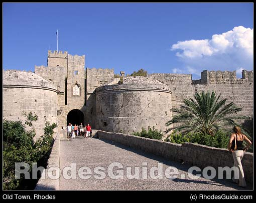 Old Town of Rhodes