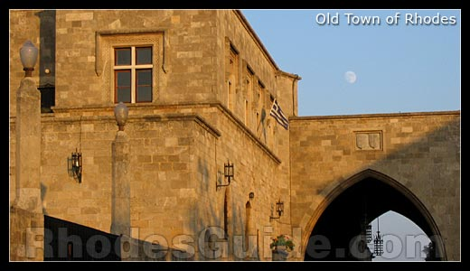 Grand Master's Palace, Rhodes Old Town