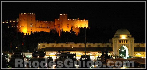 Rhodes, Grand Master's Palace