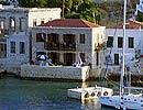 Halki, harbour entrance