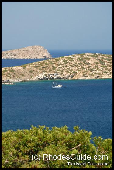 Rhodes Greece photo gallery: Tilos island, Dodecanese