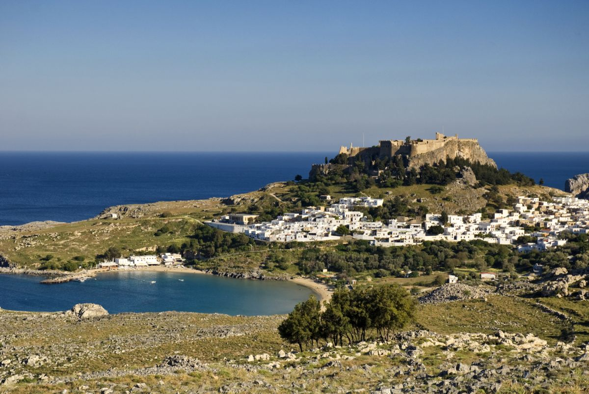 Top things to do, places to visit, attractions and activities in Rhodes © Rhodes Guide / RhodesGuide.com
