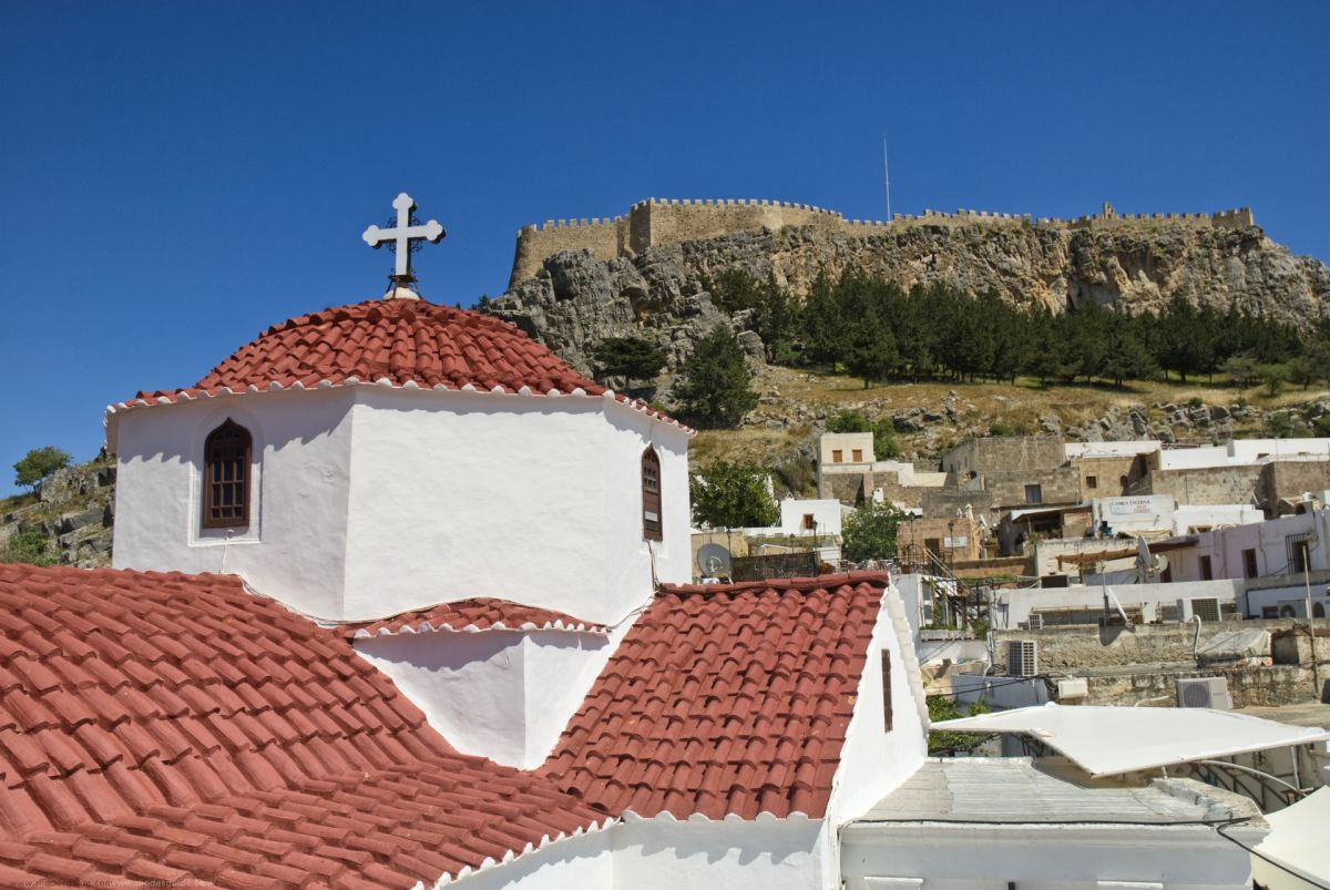 The east coast of Rhodes: Elegant and highly organized © Rhodes Guide / RhodesGuide.com