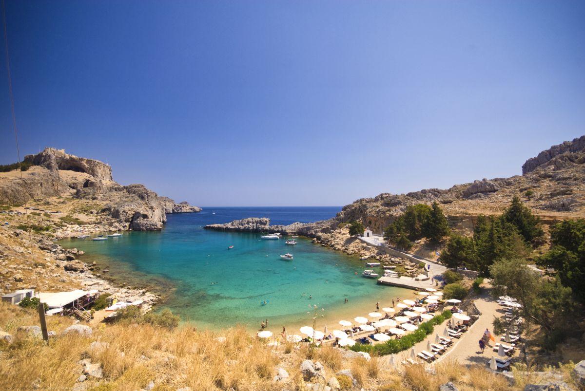 St. Paulis (Agios Pavlos) © Rhodes Guide / RhodesGuide.com