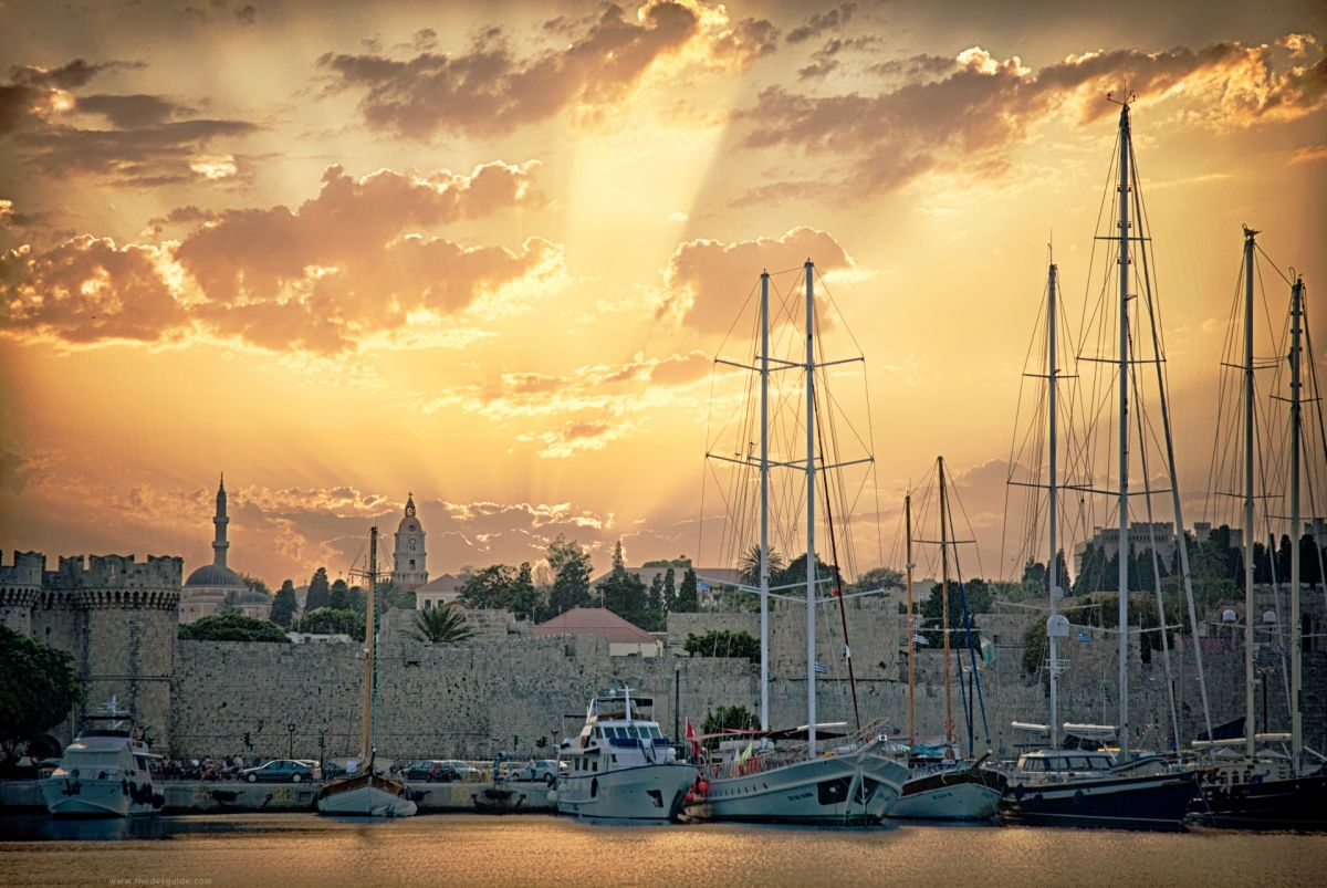 Top Photography Locations on Rhodes, part 1 © Rhodes Guide / RhodesGuide.com