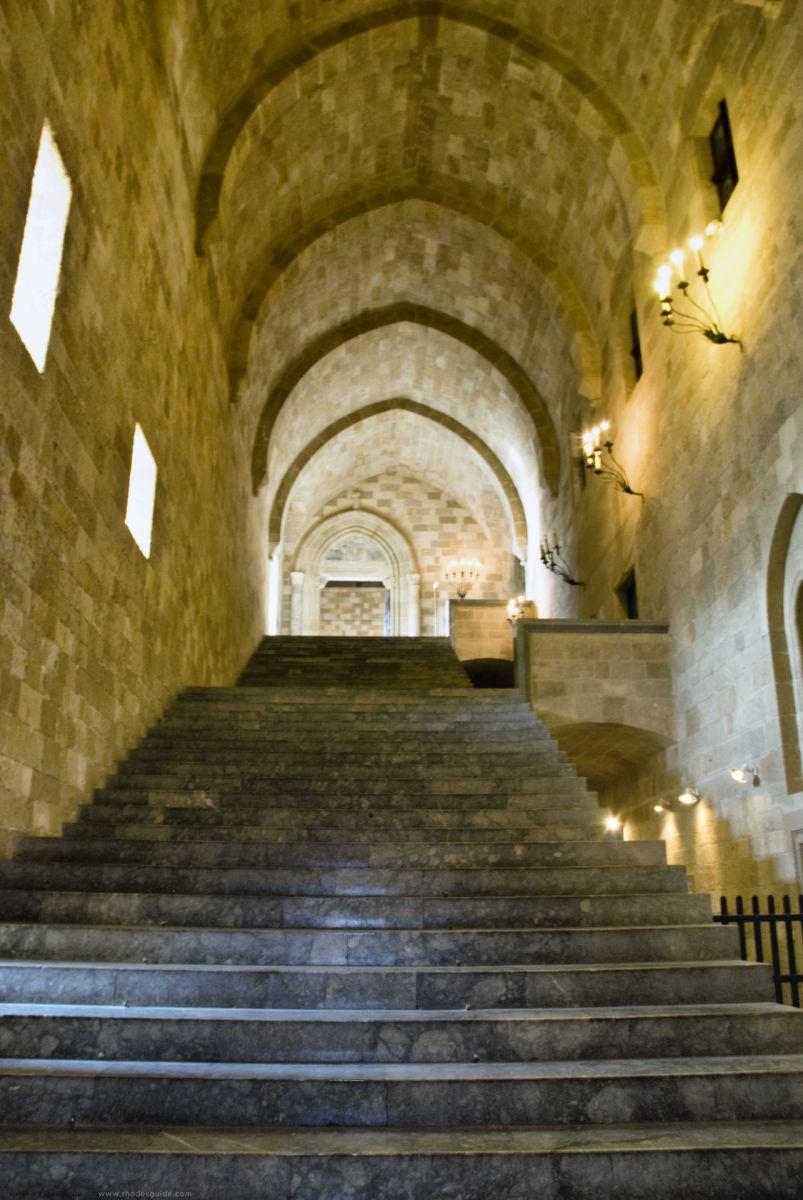 St. Catherine Hospice © Rhodes Guide / Spyros Spyropoulos