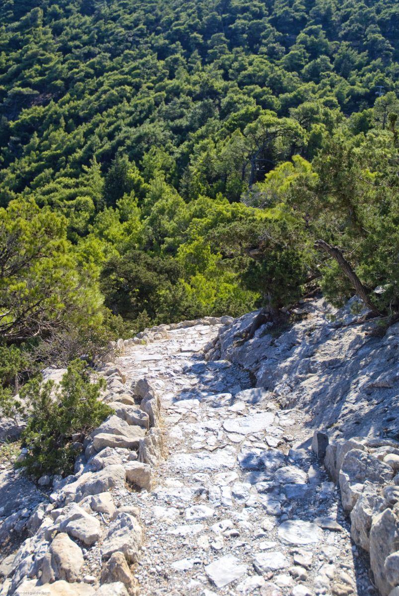 Monolithos Castle © Rhodes Guide / RhodesGuide.com