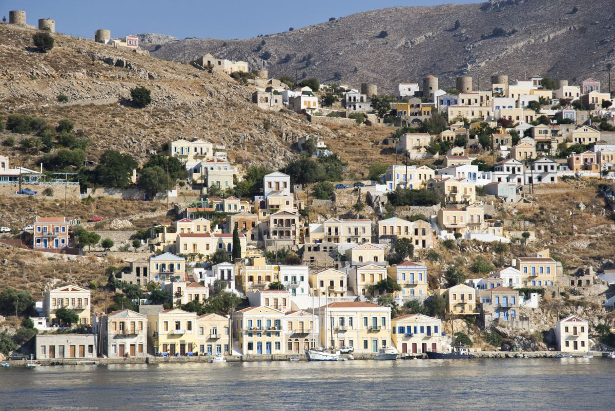 Dodecanese islands. Rhodes and Symi are fit for the Gods © Rhodes Guide / RhodesGuide.com