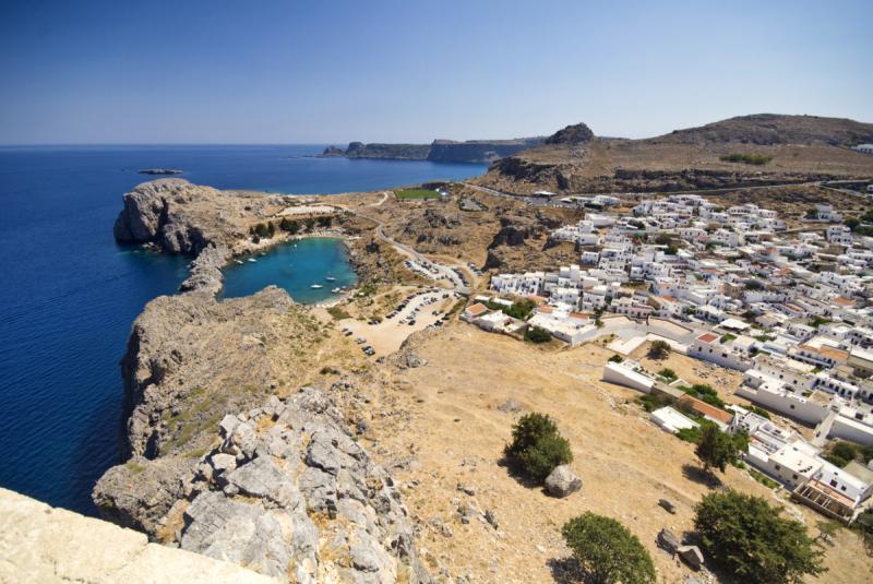 5 Reasons to visit Rhodes island