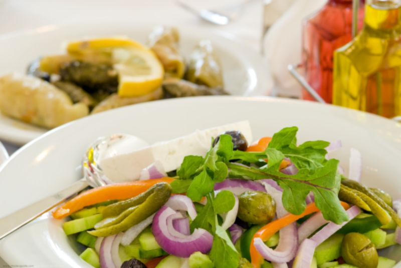 Food in Rhodes: Gastronomy & traditional diet